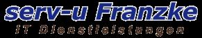 serv-u Franzke - IT Dienstleistungen - 06722-495850